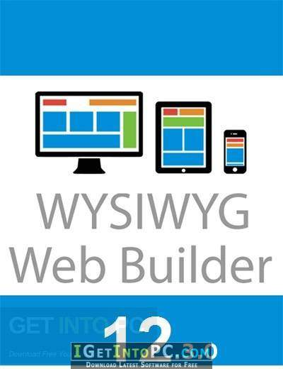 Wysiwyg web builder free download.