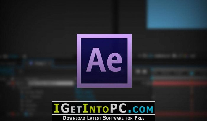 Adobe After Effects CC 2018 15 1 2 69 x64 Free Download