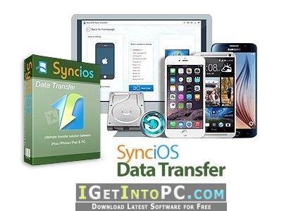 syncios data transfer latest version free download