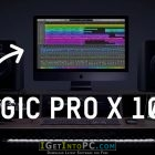 Apple Logic Pro X 10.4.1 macOS Free Download
