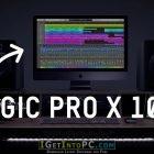 Apple Logic Pro X 10.4.1 macOS Free Download