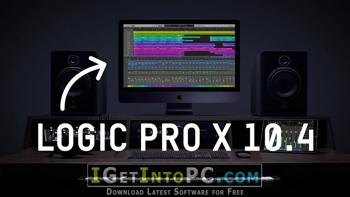 logic pro x 10.4.1 system requirements