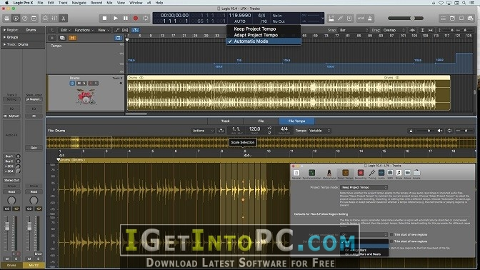 apple logic pro x 10.4 download