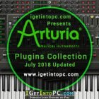 Arturia Plugins Pack July 2018 macOS Free Download