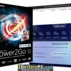 CyberLink Power2Go Platinum 12.0.0621.0 Free Download