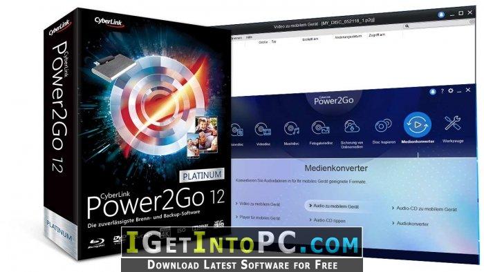 cyberlink power2go 8 platinum full version free download