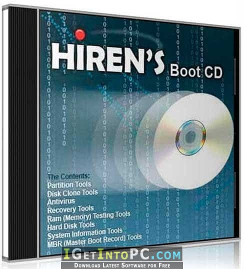 hirens boot dvd 15.2 restored edition v1.1