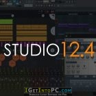 Image-Line FL Studio Producer Edition 12.4 macOS Free Download