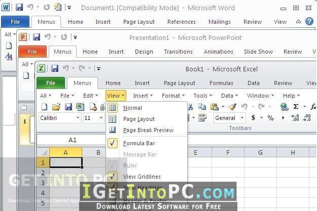 ms office 2010 professional plus x64 download