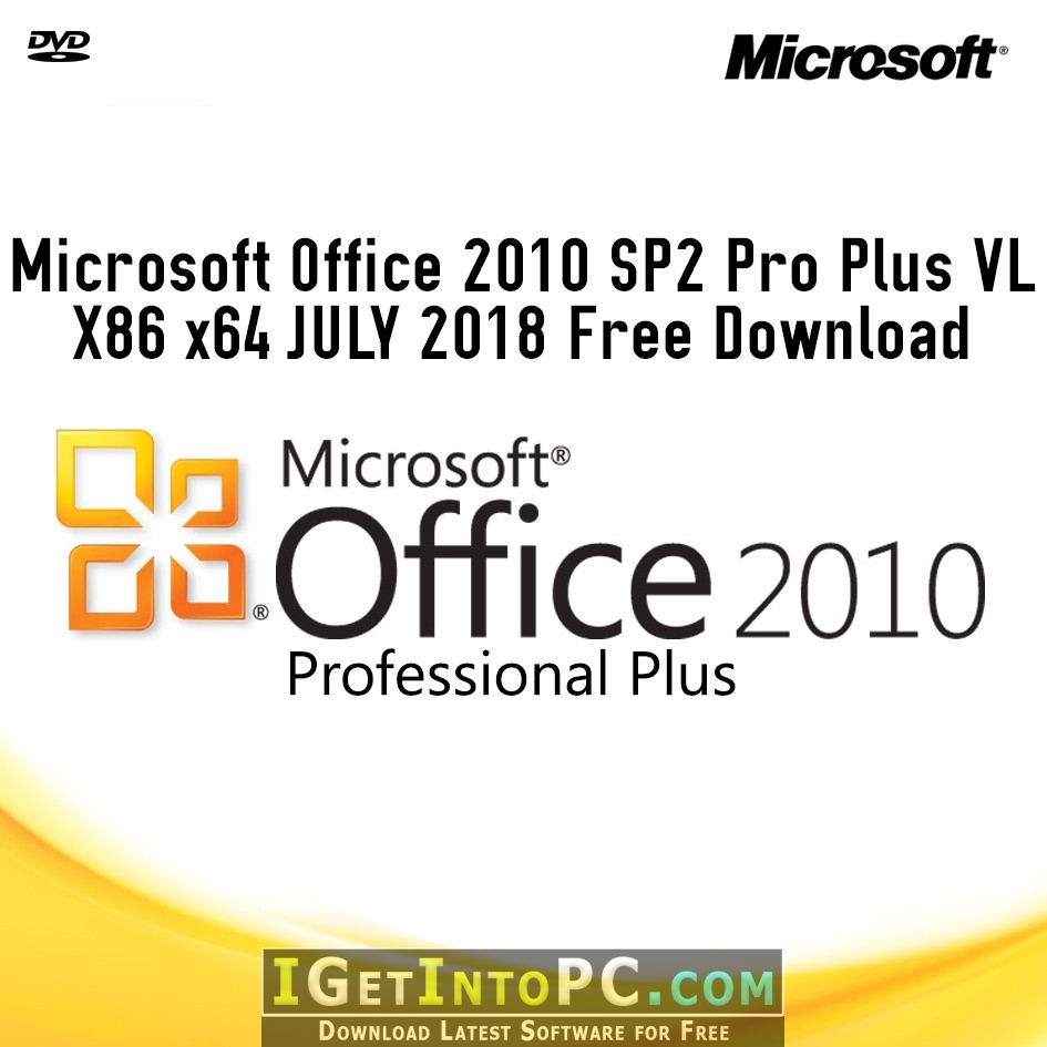 microsoft professional 2010 free download