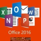 Microsoft Office 2016 for Mac 16.14.1 VL macOS Free Download