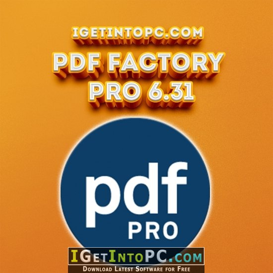 Pdffactory pro 6 free download pc wonderland.