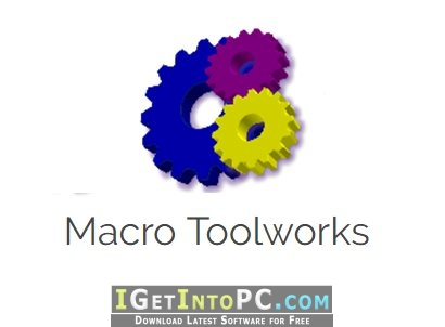 Pitrinec Macro Toolworks Professional 8 6 0 Free Download