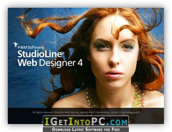 Studioline Web Designer 4 2 40 Free Download