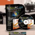 Windows 7 SP1 Ultimate X64 OFFICE 2016 JULY 2018 Free Download