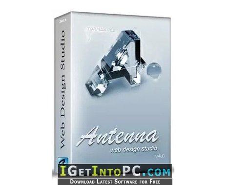 Antenna Web Design Studio 6 57 Free Download