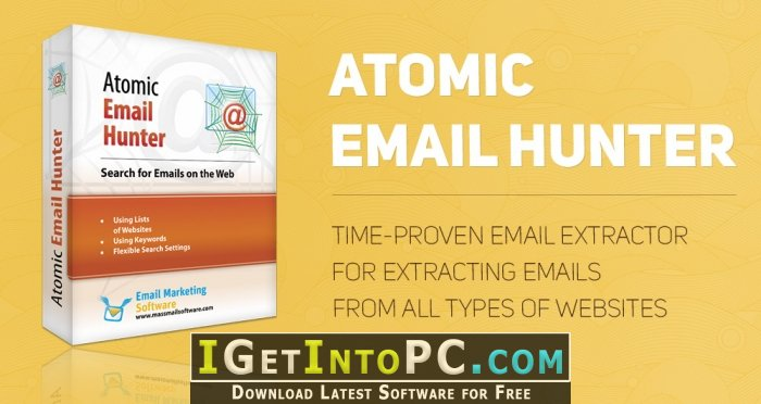 Atomic Email Hunter 14 4 0 371 Free Download