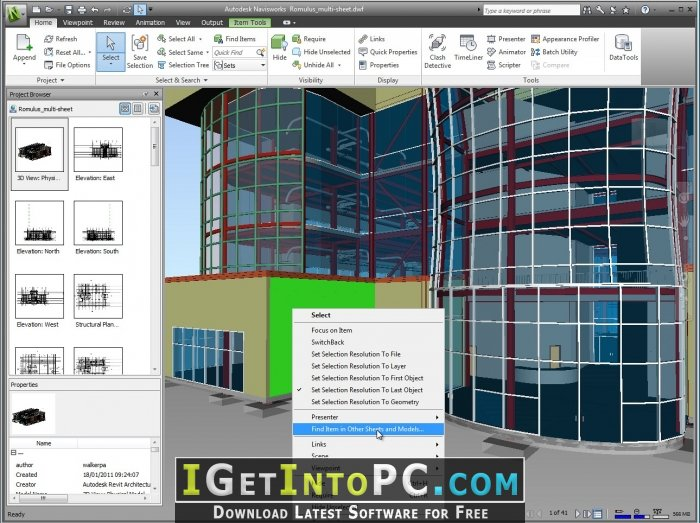 Autodesk Navisworks Simulate 2019 1 Free Download