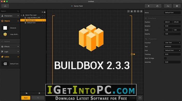 build box free download