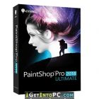 Corel PaintShop Pro 2019 Ultimate 21.0.0.119 Free Download