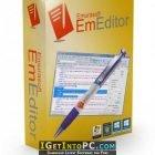 EmEditor Professional 18.0.3 Free Download