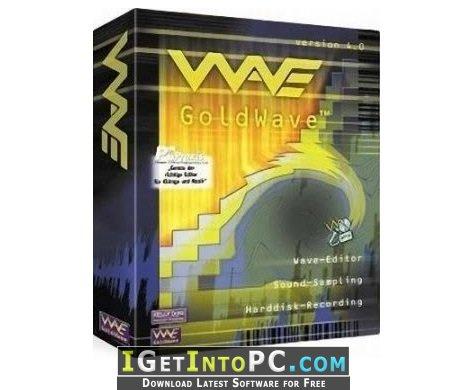 GoldWave 6 35 Free Download