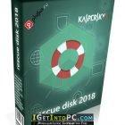 Kaspersky Rescue Disk 2018 18.0.11.0 Data 2018.08.12 Free Download