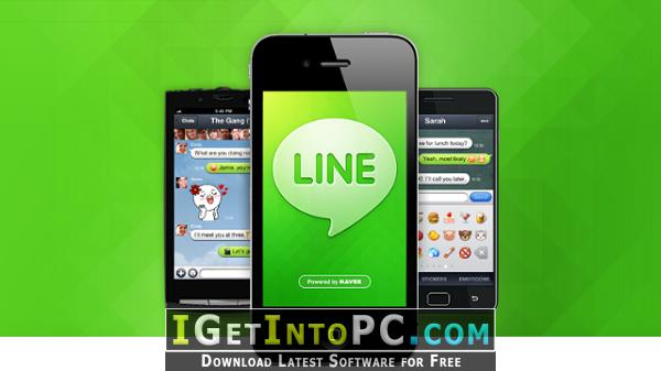 LINE 5 9 2 1763 for Windows Free Download