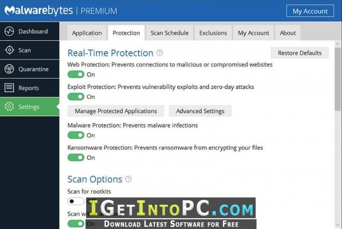 Malwarebytes Premium 4 Full