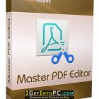 Master PDF Editor 5.1.00 Free Download