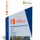Microsoft Office 2013 SP1 Pro Plus August 2018 ISO Free Download