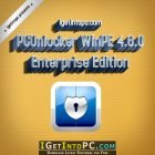 PCUnlocker WinPE 4.6.0 Enterprise Edition Free Download