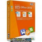 WPS Office 2016 Premium 10.2.0.7456 + Portable Free Download