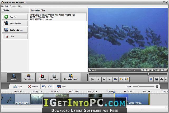 avs video editor for windows 8 64 bit