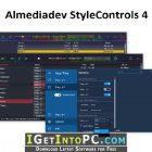 Almediadev StyleControls 4 for XE2-XE10.2 Full Source Free Download
