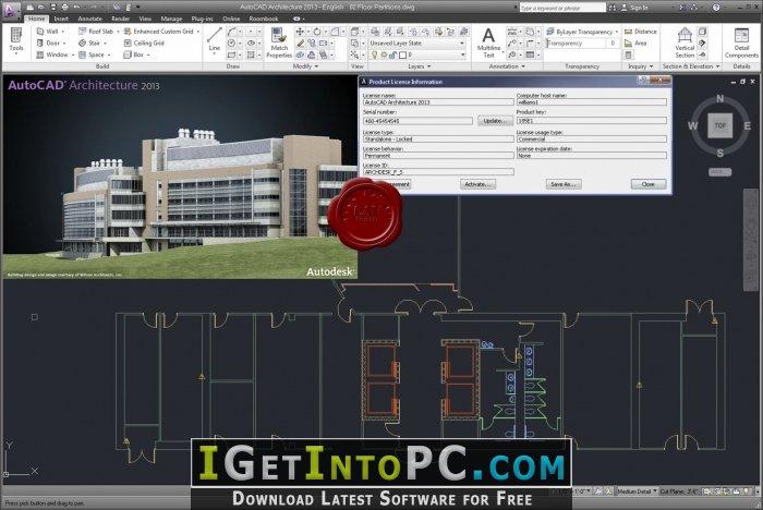 Autodesk Autocad Architecture 2019 0 2 Free Download