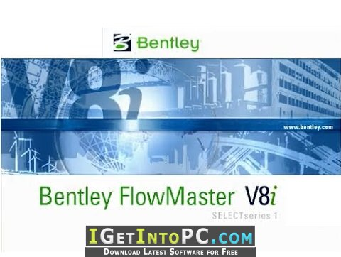 Bentley Flowmaster Connect Edition 10 00 00 02 Free Download