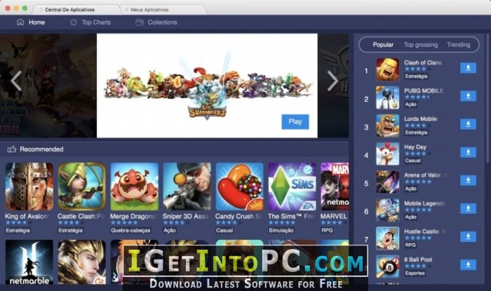 BlueStacks 4 30 50 1690 with Root Free Download