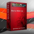Boris RED 5.6 Windows and macOS Free Download