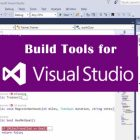 Build Tools for Visual Studio 2017 Free Download