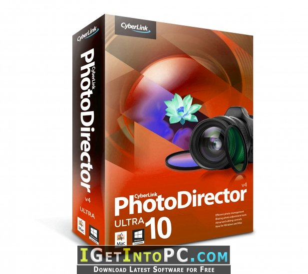 cyberlink photodirector tutorial