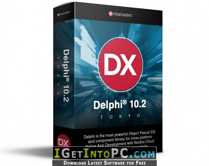 Embarcadero Delphi 10 2 3 Lite 14 4 Free Download