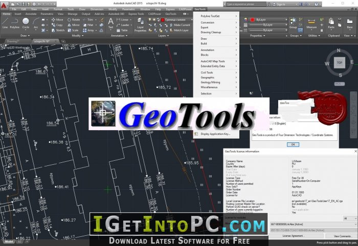 Four Dimension Technologies GeoTools 19 08 Free Download