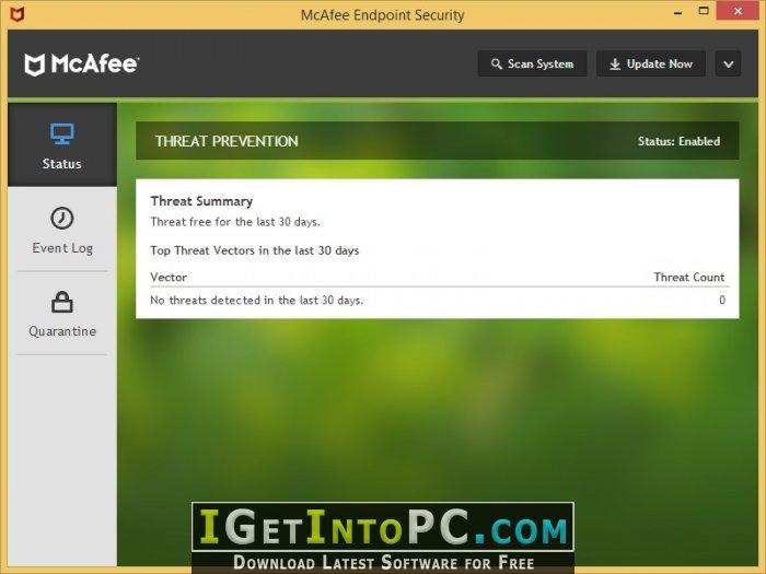 mcafee antivirus free download for windows xp sp3