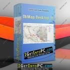 OkMap Desktop 13.12.1 Free Download