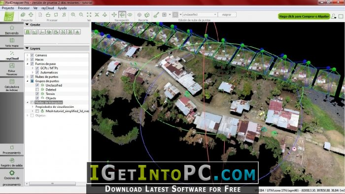 Pix4D Pix4Dmapper Pro 2 0 104 MacOS Free Download