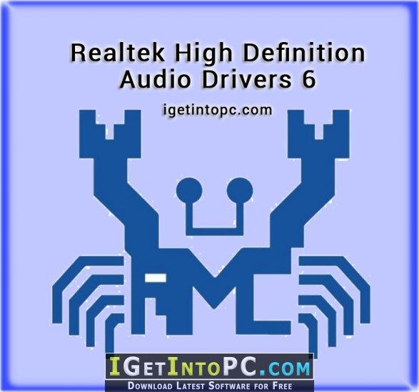 Download realtek hd audio drivers 2. 82 – realtek drivers download.