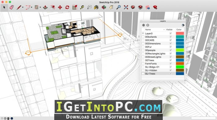sketchup pro system requirements