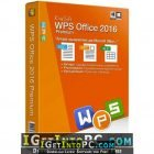 WPS Office 2016 Premium 10.2.0.7478 + Portable Free Download