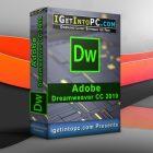 Adobe Dreamweaver CC 2019 Free Download